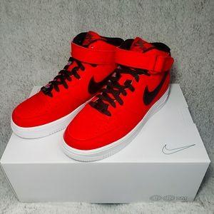 Nike Air Force 1 Custom My Hero Academia Jordans